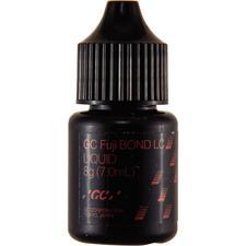 GC Fuji Bond™ LC Dentin/Enamel Bonding Agent – Light Cured, Resin Reinforced, Glass Ionomer, Liquid Only, 7 ml Bottle