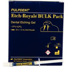 Etch-Royale™ 37% Phosphoric Acid Etching Gel – Bulk Pack