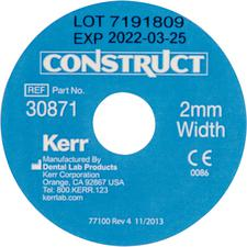 Construct™ Reinforcing Braid – Spool Refills, 2 mm, approx. 90 cm Length