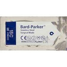 Surgical Blades – Stainless Steel, Individually Packaged, Special Surgeon's Blades