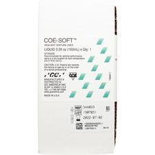 COE-Soft™ Resilient Denture Liner – Liquid