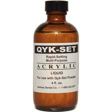 Qyk-Set Temporary Acrylic – Liquid, 4 oz