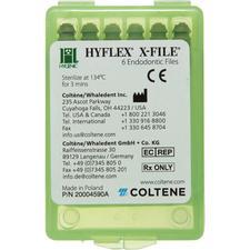 Hygenic® Hyflex® X-File® Stainless Steel – 25 mm, 6/Pkg