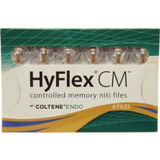 HyFlex® CM™ Controlled Memory NiTi Files – 31 mm, 6/Pkg
