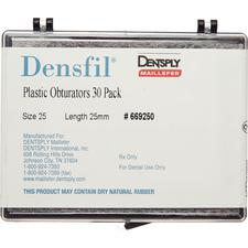 Densfil® Obturators Plastic Refill – 25 mm Length, 30/Pkg