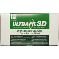 ULTRAFIL® 3D Injectable Gutta Percha Cannules