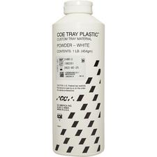 COE® Tray Plastic – 1 lb Powder Refill, White