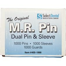 MR Dual Pin and Sleeve, 1000/Pkg