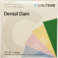 """Ensemble pratique de digue dentaire Hygenic® – Enfants, 5"""" x 5"""", 364/emballage"""