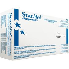 StarMed® Latex Exam Gloves