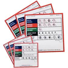 GHS Chemical Product Labels