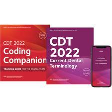 CDT 2022 Dental Procedure Coding Kit