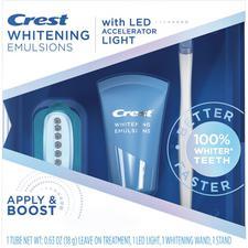 Crest® Teeth Whitening Emulsions Kit Bundle
