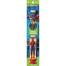 Firefly® Marvel Mix N' Match Children's Toothbrush – Soft, 24/Pkg
