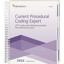 2022 Current Procedural Coding Expert