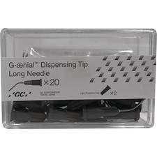 G-aenial™ Dispensing Tips – Metal, 20/Pkg