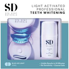 Naturals LED Home Whitening and Aftercare Kit, 5 Kits/Pkg