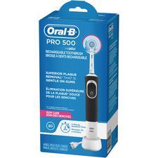 Brosse à dents électrique rechargeable Oral-B® PRO 500 Gum Care