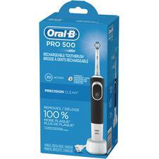 Brosse à dents électrique rechargeable Oral-B® PRO 500 Precision Clean