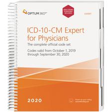 ICD-10-CM Expert For Physicians – 2020