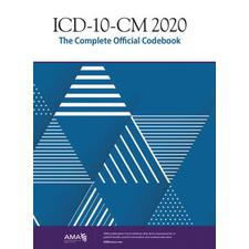 ICD-10-CM 2020 The Complete Codebook with Guidelines