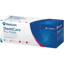 Denti-Care® Pro-Polish Prophy Paste with Fluoride – Unit Dose, 200/Pkg