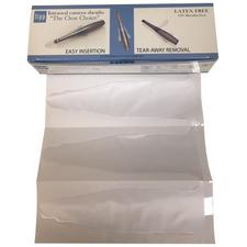 "TIPP Imaging Intraoral Camera Sheath / Barrier / Shield Solutions – Size 8, 8.25"" Length, 100/Pkg"