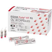 EQUIA Forte® HT Glass Ionomer Restorative Capsule Refill