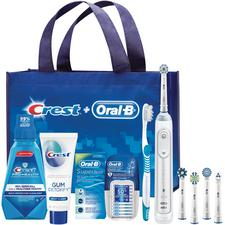 Oral-B® Genius™ Implant System Power Toothbrush Bundle, 3/Pkg