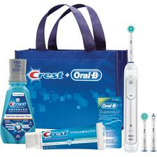 Oral-B® Genius™ Power Toothbrush Ortho Essentials System, 3/Pkg