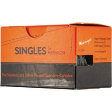 Singles Sterile Carbide Burs – FG, Pear, 25/Pkg