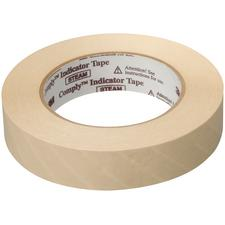 Lead-Free Autoclave Steam Indicator Tape, 60 Yards