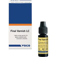 Vernis final LC, 2 bouteilles (3 ml)