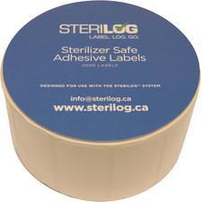 Étiquettes SteriLog™, 2000/rouleau