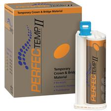 Perfectemp® II Temporary Crown and Bridge Material Automix Cartridges, 50 ml