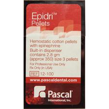 EpiDri® Retraction Pellets with Epinephrine, 350/Pkg