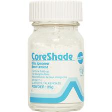 CoreShade™ GlasIonomer Base Cement, 25 g Gray Powder