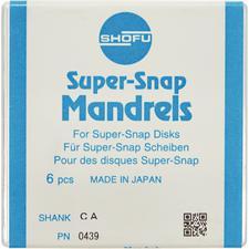 Super-Snap® Mandrels – CA, Stainless Steel, 6/Pkg