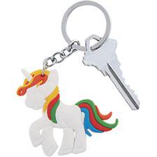 "Unicorn Keychain - 2"", 12/Pkg"