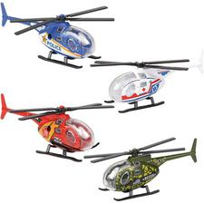 Die Cast Helicopters, 3.5""