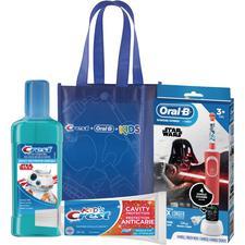 Ensembles de brosses à dents électriques Crest® Oral-B® pour enfants de' 3 ans et plus
