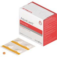 AquaLiant™ Dental Unit Waterline Treatment System Shock Tablets, 20/Pkg