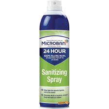 Microban® Professional Sanitizing Spray, 15 oz