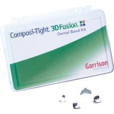 Ensemble complémentaire de bandes matrices fermes Composi-Tight® 3D Fusion™