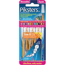 Piksters™ Plastic Interdental Brushes