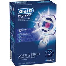 Brosse à dents rechargeable Oral-B® PRO 3000 3D White™ SmartSeries™