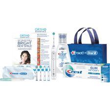 Ensemble de brosses à dents électriques Crest® + Oral-B® Genius X™ Ortho Essentials