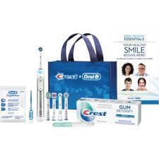 Ensemble de brosses à dents électriques Crest® + Oral-B® Genius X™ Perio Implant