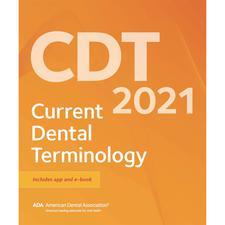 CDT 2021 Dental Procedure Codebook