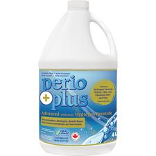PerioPlus Advanced Preprocedural Mouth Rinse with 1% Hydrogen Peroxide, 4 Liter Bottle